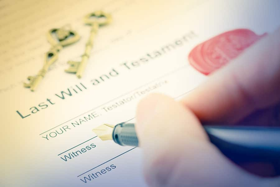 Australian wills online